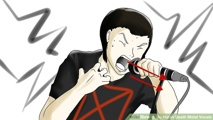 Learn how to sing death metal