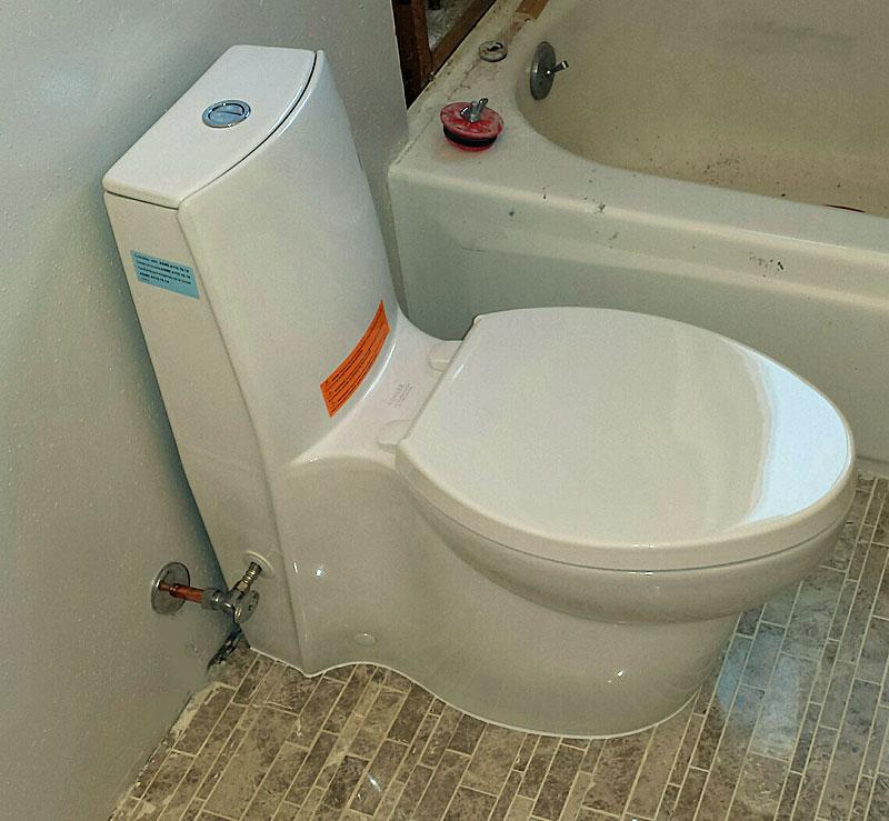 kohler saile toilet installation instructions