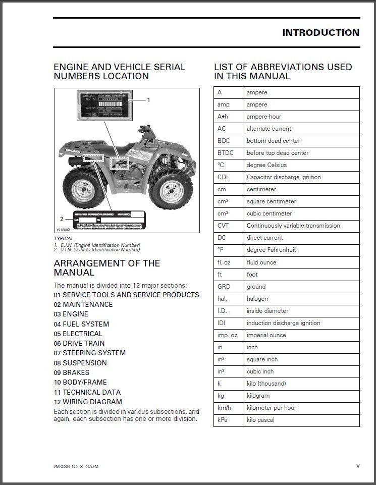 05 outlander max 400 service manual