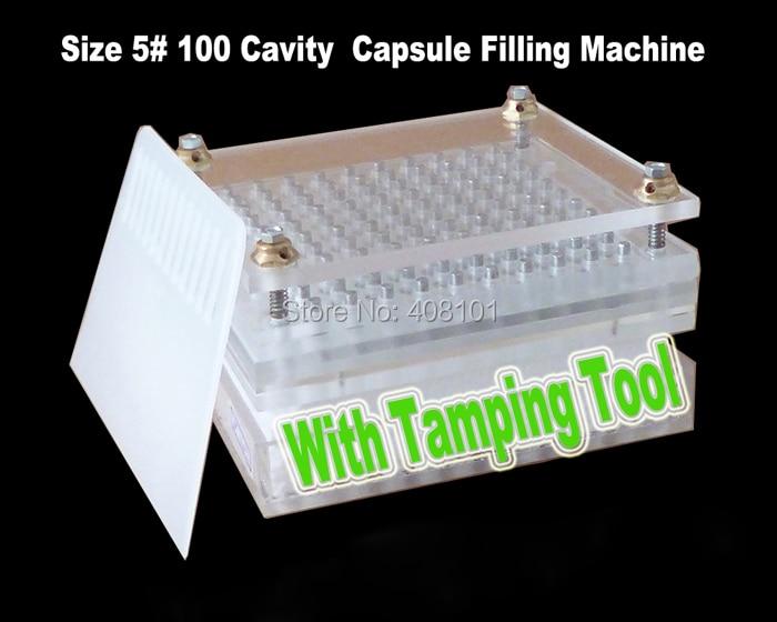 manual capsule filler size 4