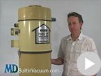 kenmore central vacuum parts manual