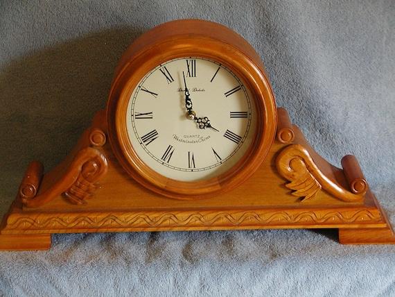 quartz westminster chime clock instructions