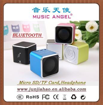 music angel bluetooth speaker manual