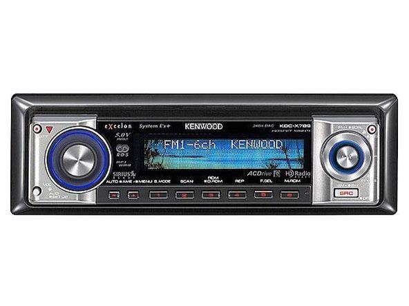 Kenwood excelon kdc x897 manual