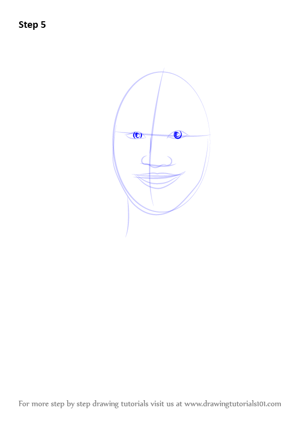 Descendants how to draw lonnie
