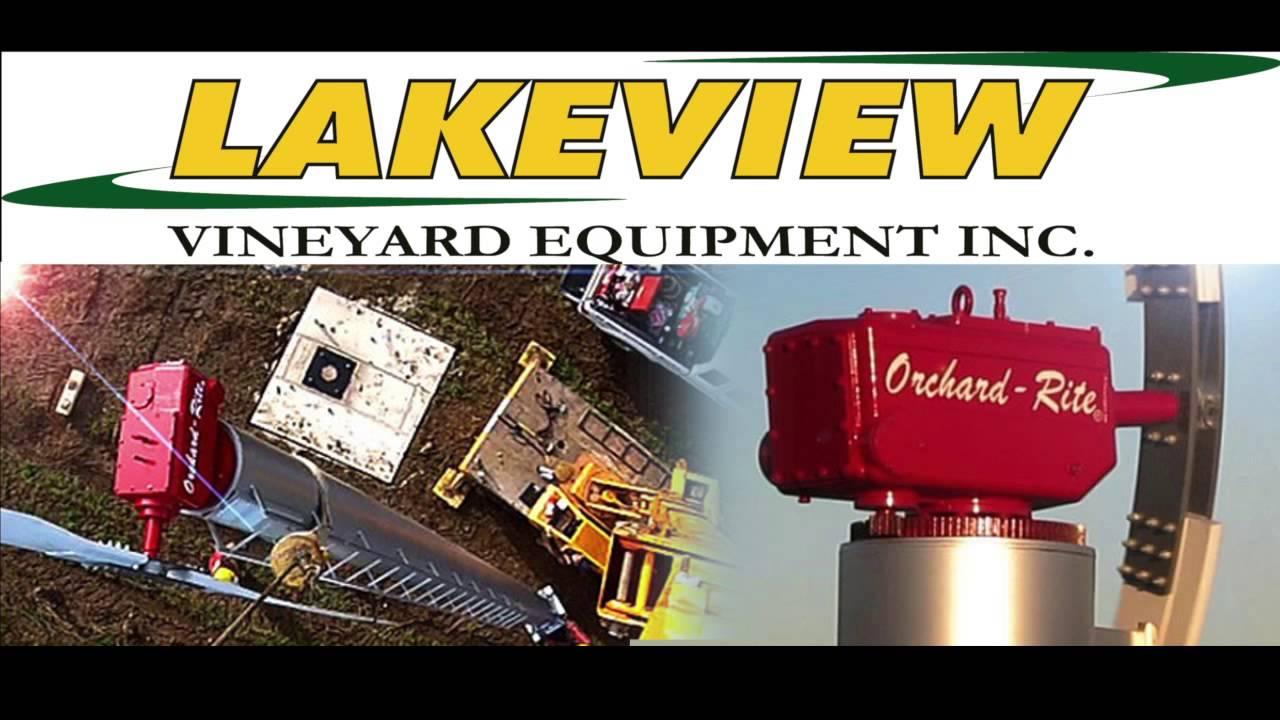 Orchard rite wind machine manual