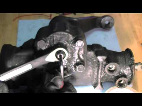 s10 manual steering box pitman arm