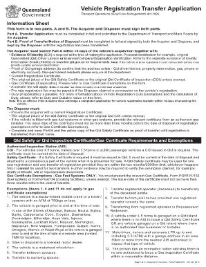 Real estate registration application qld