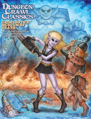 Goodman games dungeon crawl classics pdf