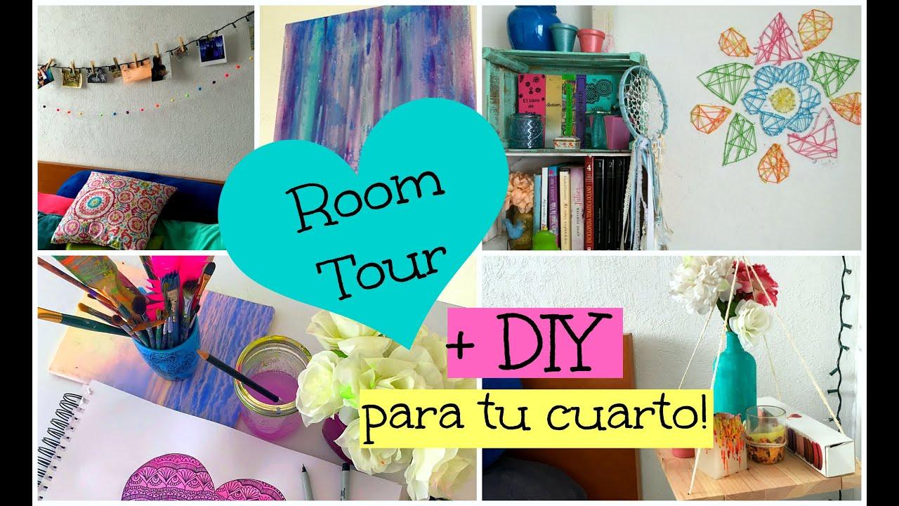 Manualidades decoracion para tu cuarto