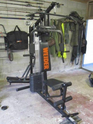pro power lay flat home gym instructions