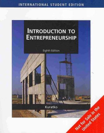 Entrepreneurship theory process and practice 10th edition pdf free