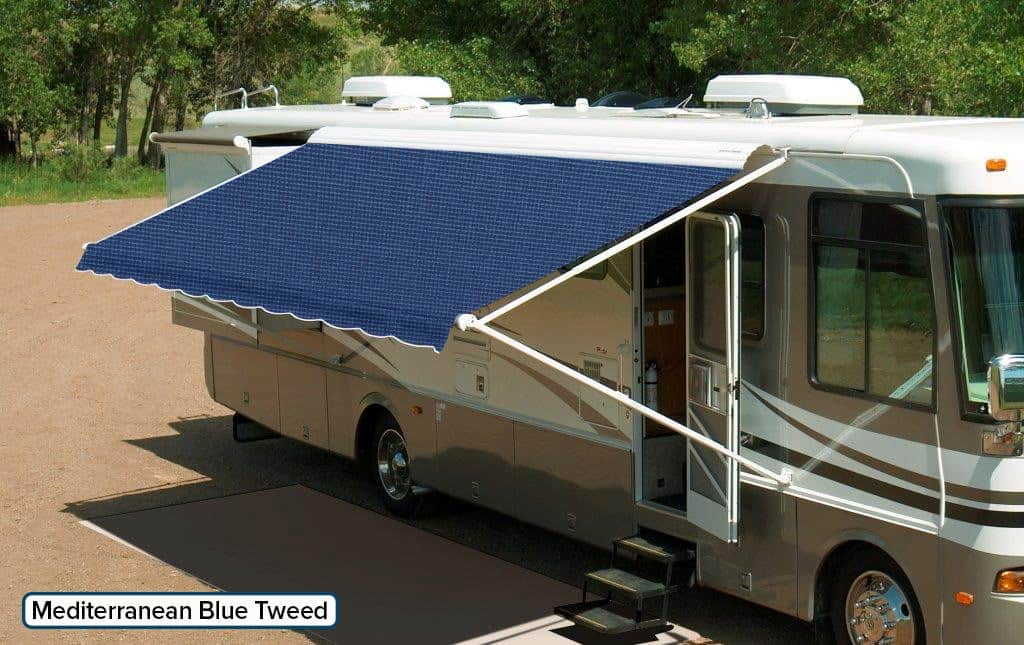 rv awning operating instructions