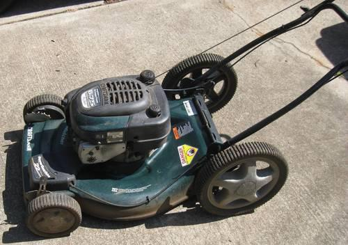 Craftsman 22 self propelled lawn mower manual