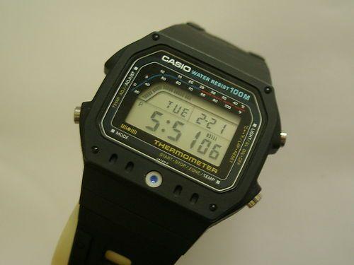 casio ts 1200 watch manual