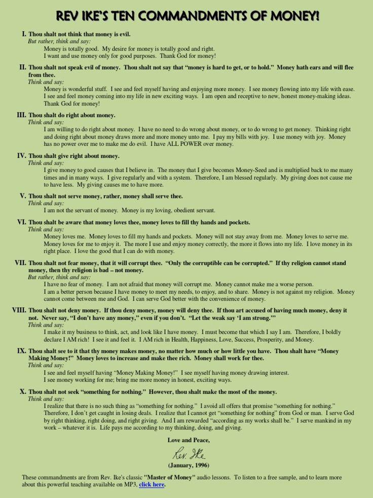 16 commandments of poon pdf