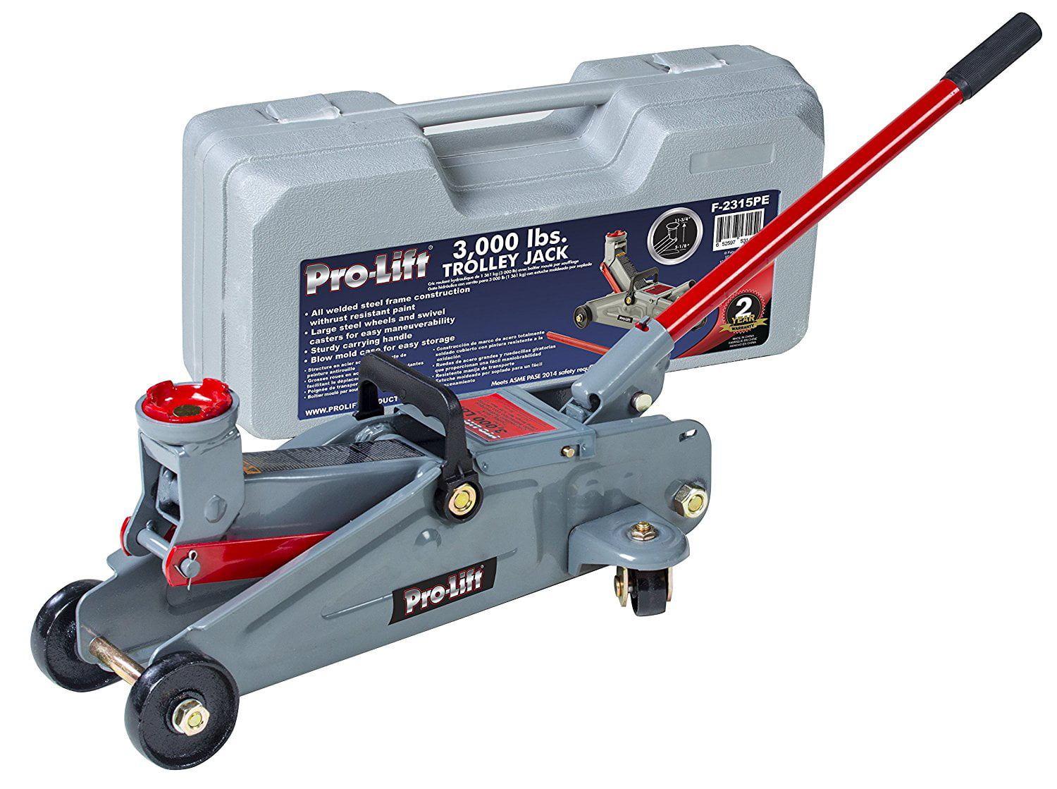 motomaster hydraulic trolley jack manual