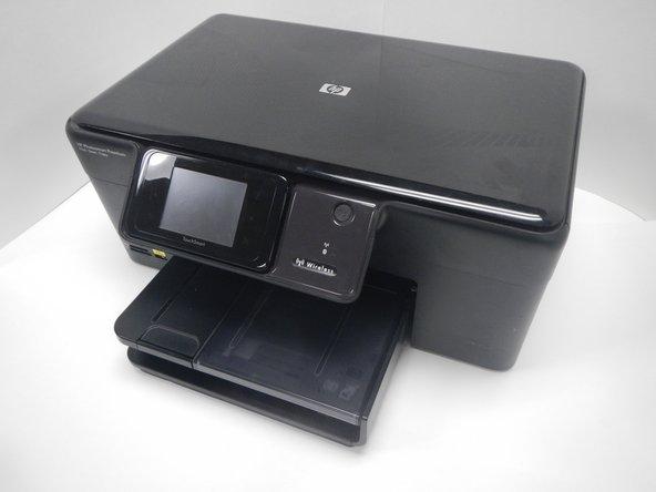 Hp photosmart premium c309g m manual