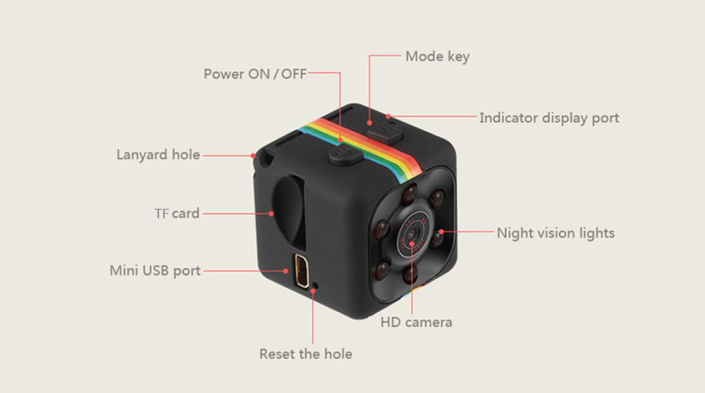 Sq11 mini dv camera manual