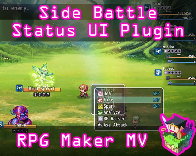Rpg maker mv status menu core how to add custom
