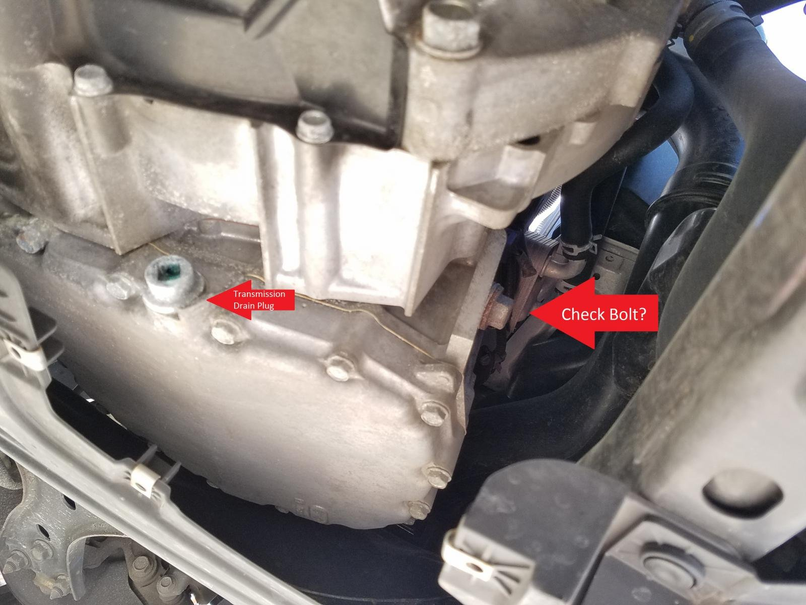 2009 honda civic si manual transmission fluid change