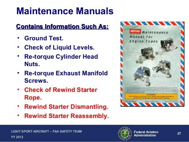 Part 21 faa training manual