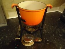 Le creuset fondue instructions