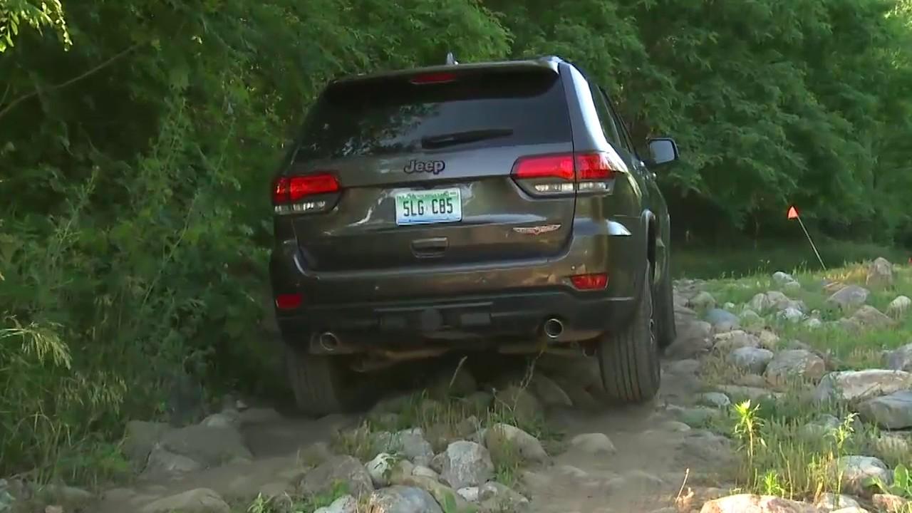 jeep grand cherokee 4 wheel drive instructions