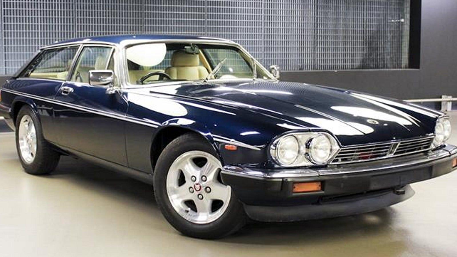 jaguar xjs manual conversion uk