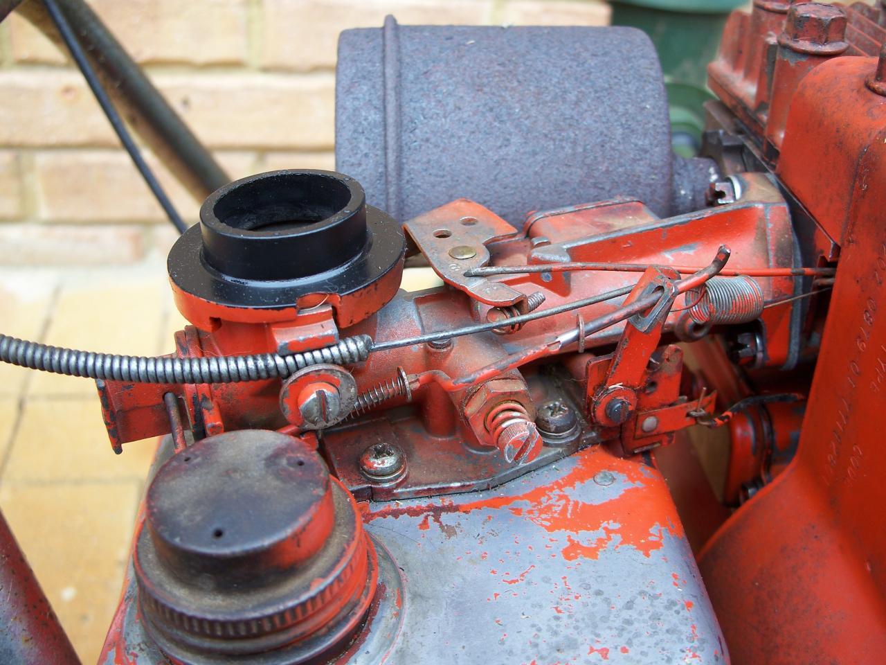 Briggs and stratton model 80202 repair manual