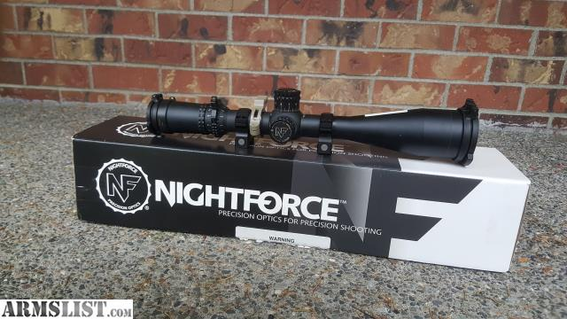 nightforce nxs 3.5-15x50 manual