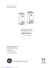 ge lp series ups manual