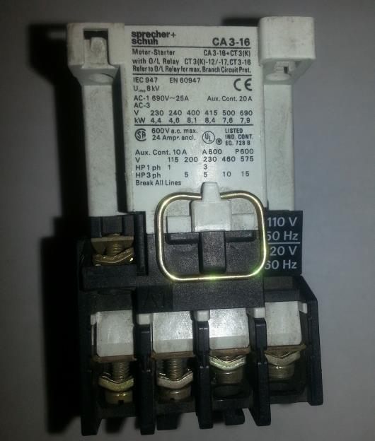 sprecher schuh ca3 9 10 manual