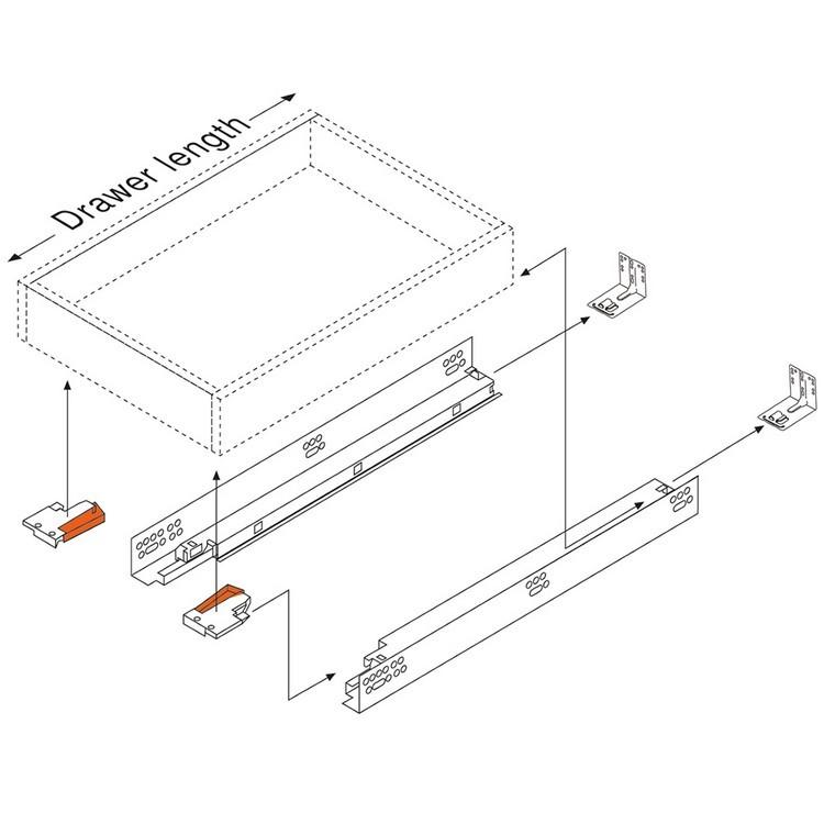 blum movento fitting instructions