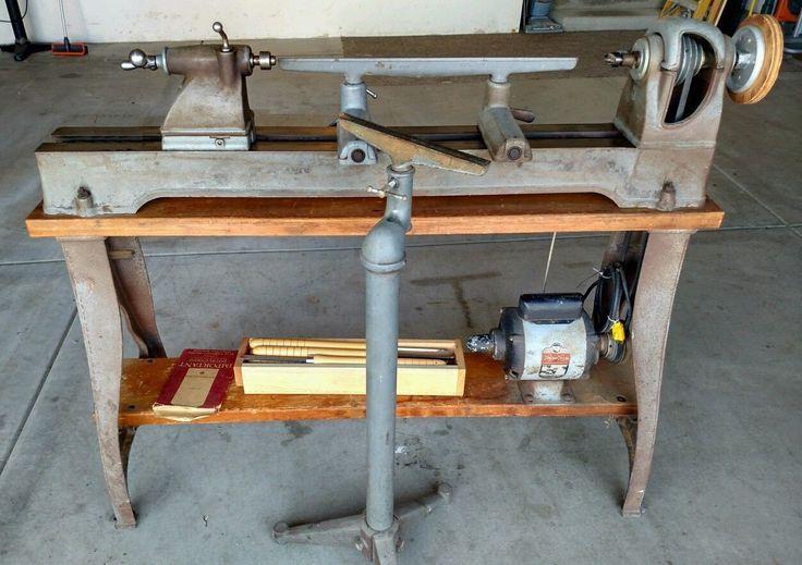 rockwell delta wood lathe manual
