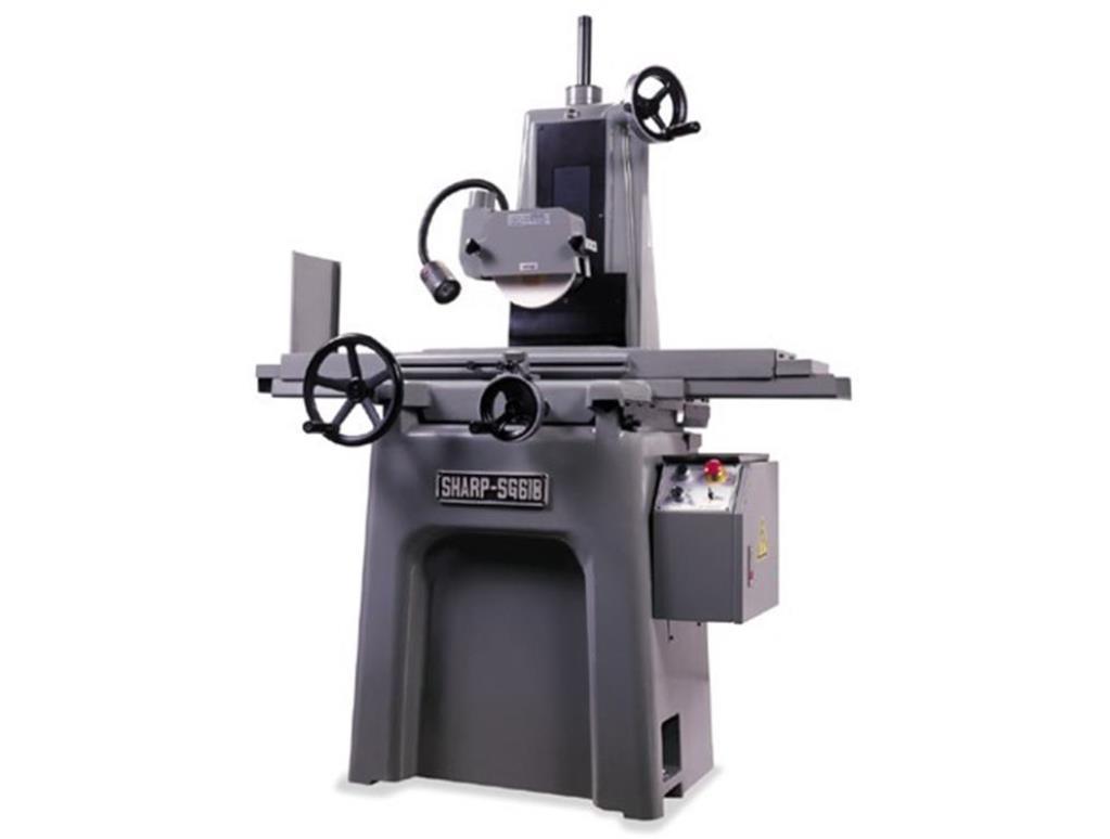 6 universal surface grinder manual