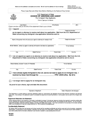 Ds 261 form pdf download