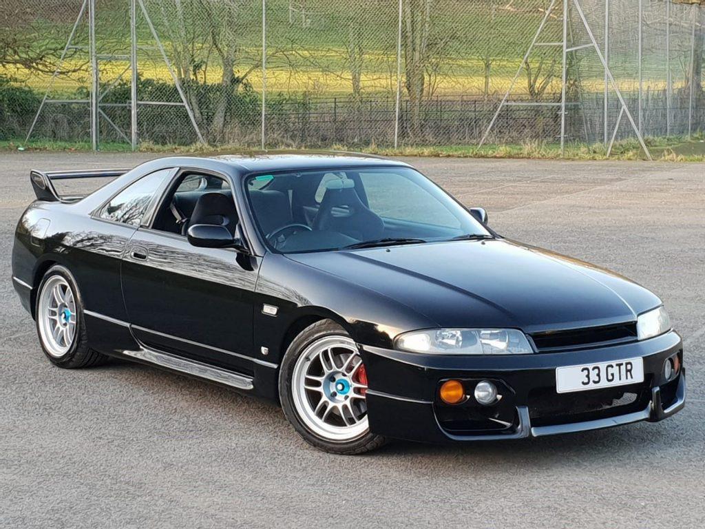 1996 nissan skyline gts r33 manual weight