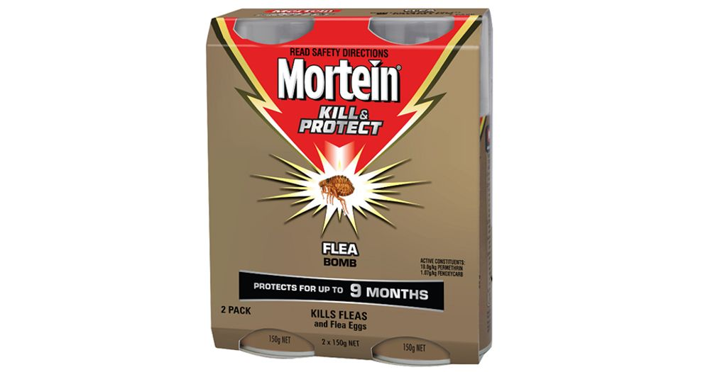 Mortein control bomb instructions