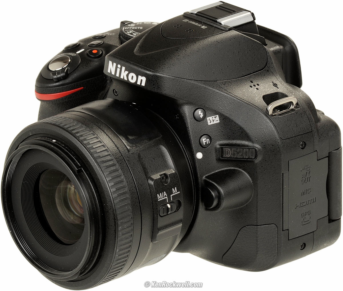 nikon d5200 manual settings pdf