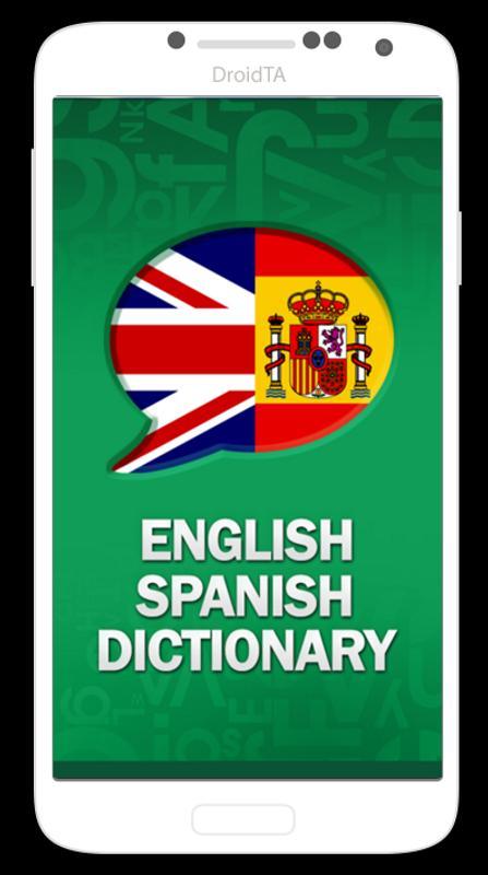 English to spanish audio dictionary download