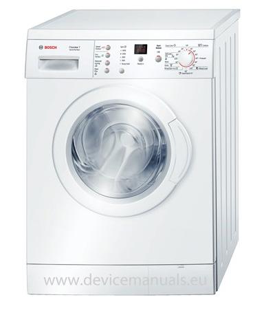 bosch classixx 6 tumble dryer manual