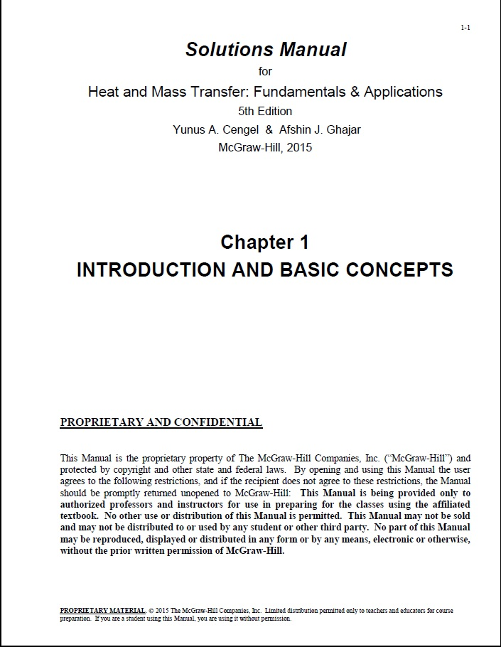 numerical heat transfer and fluid flow solution manual