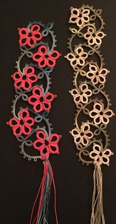 Shuttle tatting instructions beginners
