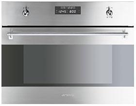 smeg double oven instructions