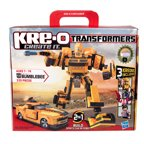 kre o transformers bumblebee construction set 36421 instructions
