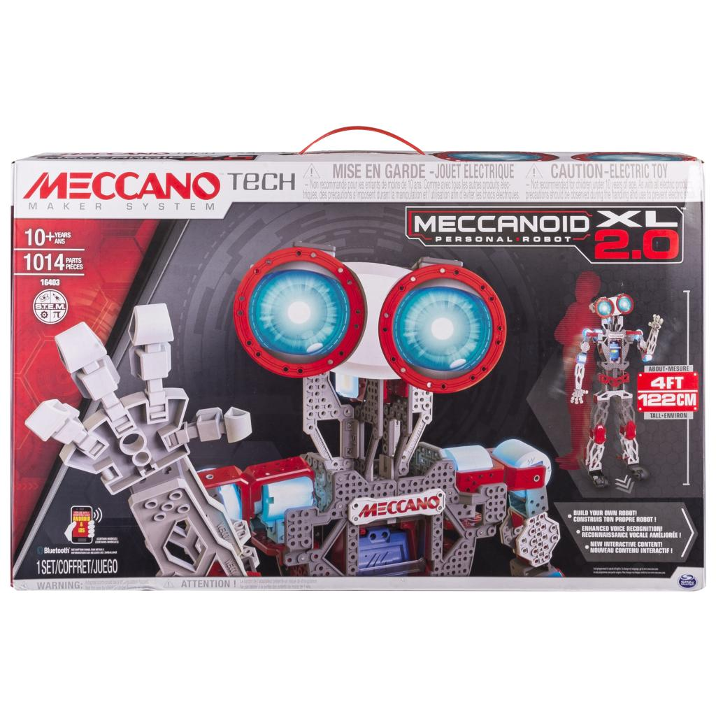 meccanoid 2.0 instructions