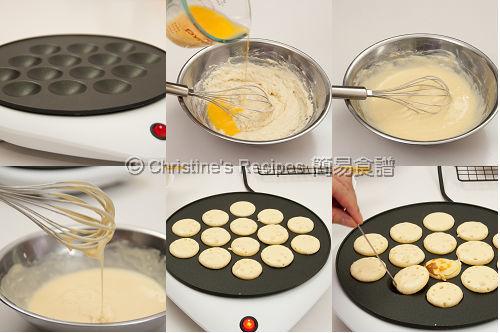 homemaker dutch pancake maker instructions