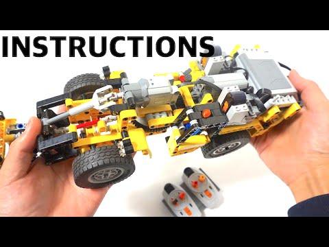 Lego 42043 instructions pdf