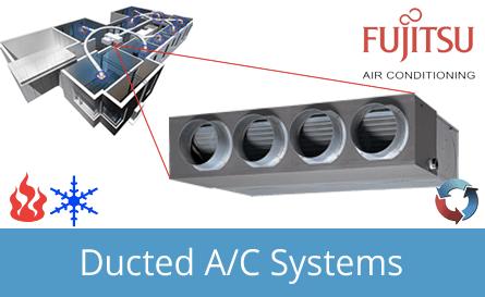 fujitsu air ducted conditioning manual